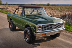 One-Of A Kind Ringbrothers 1970 Chevrolet Blazer Looks Sublime