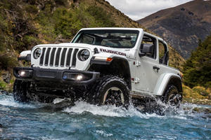 Jeep Wrangler And Gladiator Now Available With Gorilla Glass