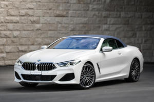 BMW Reveals 8 Series Haute Couture Edition