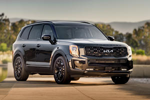 2022 Kia Telluride Arrives With New Styling And Price Changes