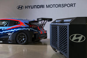 Hyundai Will Power New Electric Touring Car Series