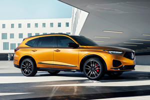 Acura MDX Type S Unveiled As Its Most Powerful SUV Ever