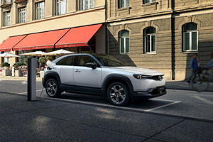 Mazda Announces Game-Changing Electrification Plans