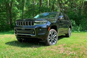 2021 Jeep Grand Cherokee L First Drive Review: Evolution Of An Icon