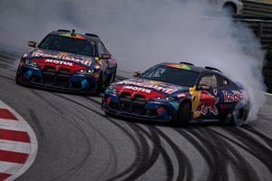BMW M's First Official Drift Cars Arrive With Over 1,000 HP