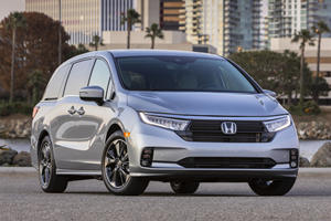 The Honda Odyssey Is Safe In The US Market