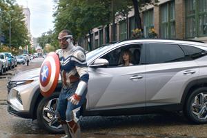 Hyundai Uses Marvel Superheroes To Sell New Tucson