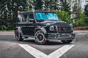 Brabus 900 Rocket Is The Most Extreme Mercedes-AMG G63 Ever Made