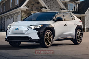 Everything You Need To Know About The Solterra: Subaru's First EV