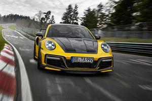 Techart Gives Porsche 911 Turbo A Monster 800-HP Upgrade