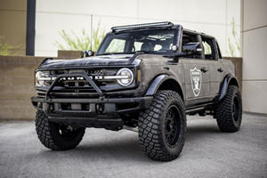 The Ford Bronco Badlands Raiders Edition Is One-Of-A-Kind