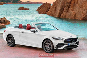 New Mercedes C-Class Convertible Will Be Very Special