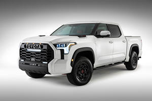 Toyota Silences Leakers, Shows Off New Tundra Pickup Early