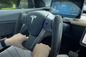 Tesla Model 3 Owners Can Now Get A Yoke Steering Wheel