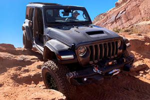 Jeep Reveals Wrangler Xtreme Recon Package With 35-Inch Rubber