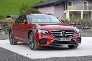 Mercedes Is Already Working On A New E-Class