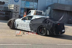 Kia Is Working On A Mid-Engined Sports Car
