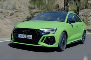 LEAKED: This Is The New Audi RS3 Before You're Supposed To See It