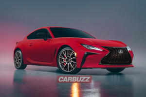 Lexus Ready To Build Its Own GR 86