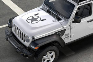 Jeep, Not Ford, Declared America's Most Patriotic Brand