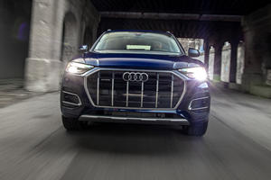 Audi's Combustion Engines Are Sticking Around Longer Than We Thought
