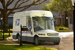 Ford Will Be Responsible For Delivering US Mail