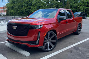 This Is The Escalade Pickup Truck Cadillac Refuses To Build
