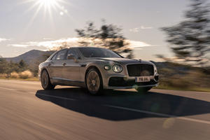 New Bentley Models Will Soundtrack Your Drive