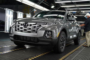 Hyundai Santa Cruz Is One Step Closer To Reaching Showrooms