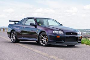 The R34 Nissan Skyline GT-R Is Officially Worth Supercar Money