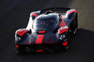 Aston Martin Sues Dealer For Keeping Millions In Valkyrie Payments