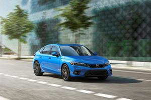 All-New 2022 Honda Civic Hatchback Dials Up The Fun