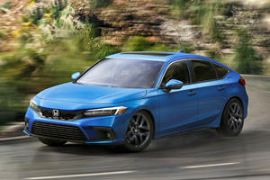 2022 Honda Civic Hatchback First Look Review: Long Live The Manual
