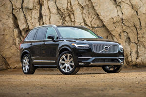 Electric Volvo XC90 Successor Will Be The World's Safest SUV