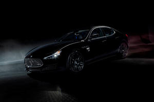 Maserati's Latest Special Edition Ghibli Is Inspired By The Streets