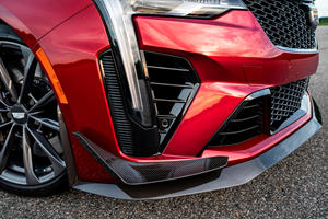 Cadillac Gives CT4-V Blackwing Extreme Carbon Aero Package