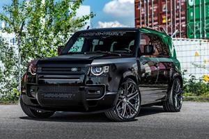Manhart Gives Land Rover Defender 500-HP Of Attitude