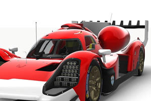 Glickenhaus Wants To Win Le Mans With Wild Hydrogen Racer
