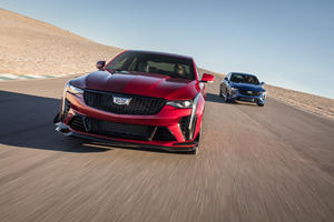 Cadillac Is Stalking V-Series Owners Who Track Their Cars
