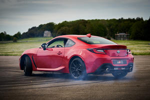 2022 Toyota GR 86 Faces Its First Major Motorsport Challenge