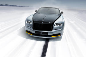 Rolls-Royce Special Editions Celebrate Historic Land Speed Record