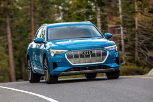 2022 Audi e-tron SUV Is Getting A Huge Upgrade