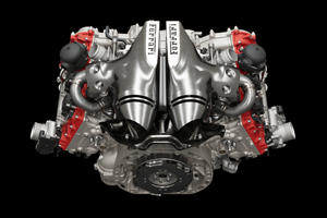 The Ferrari 296 GTB's Engine Is Astonishing