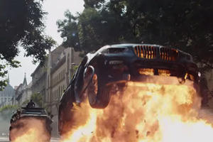 A BMW X3 Is The Next Marvel Super Hero Ride