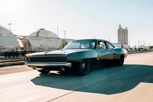The Mid-Engine Hellcat Dodge Charger From 'Fast 9' Now Is Street Legal