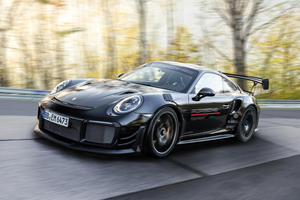 Mercedes-AMG's Response To Porsche's New 'Ring Record Is Awesome