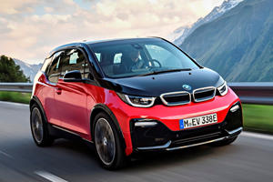 BMW i3 Will Soon Be Finished In America