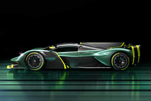 Presenting The 1,000-HP Aston Martin Valkyrie AMR Pro