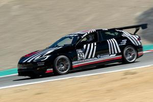 Tuned Tesla Kicks Acura NSX To The Curb At Pikes Peak