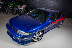 Vince's Maxima From Fast & Furious Has Been Beautifully Recreated